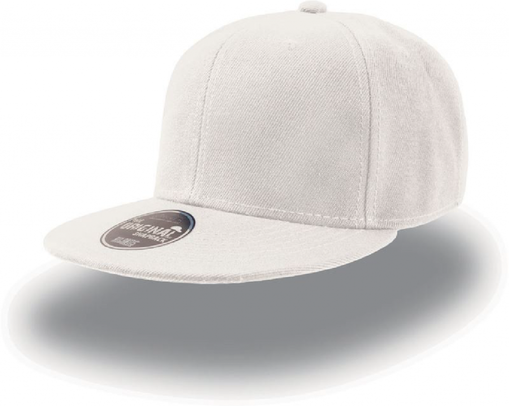 Atlantis Snap Back White-01