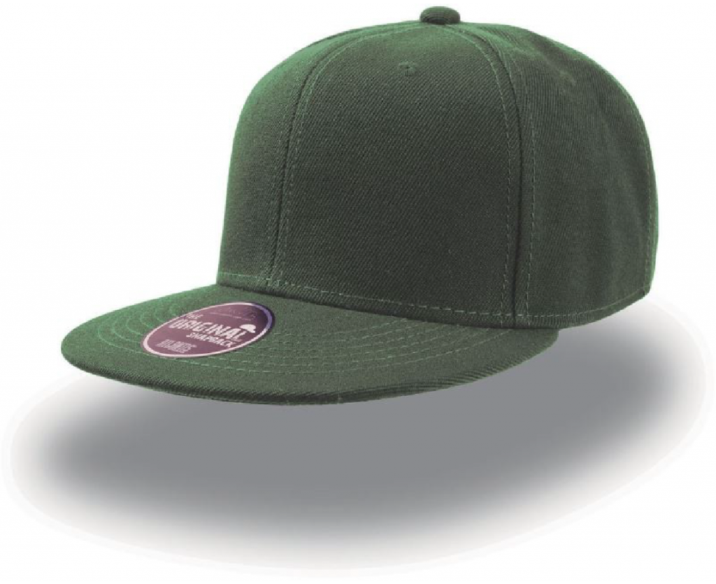 Atlantis Snap Back green-01