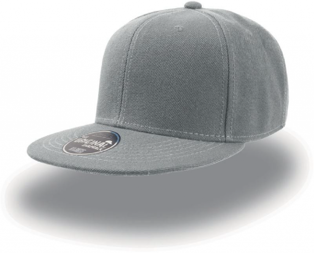 Atlantis Snap Back grey-01